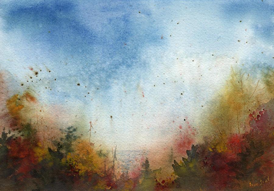 Lake Superior Fall Colors by Sean Seal