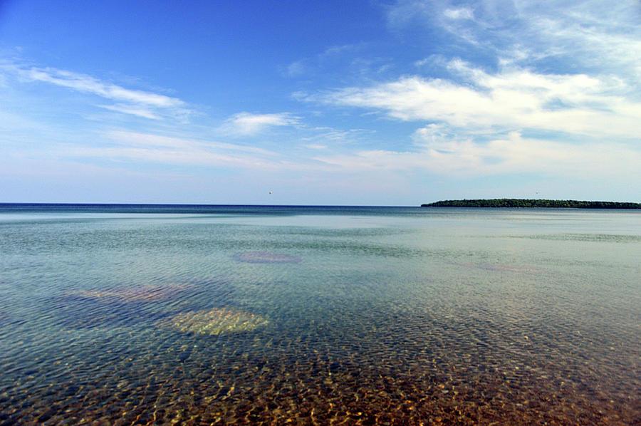 Lake Superior Rocks Photograph