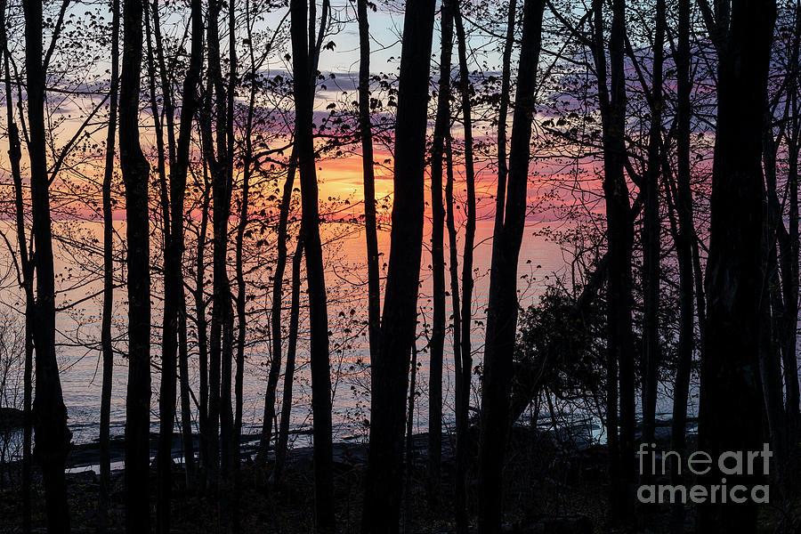 Lake Superior Sunrise Photograph