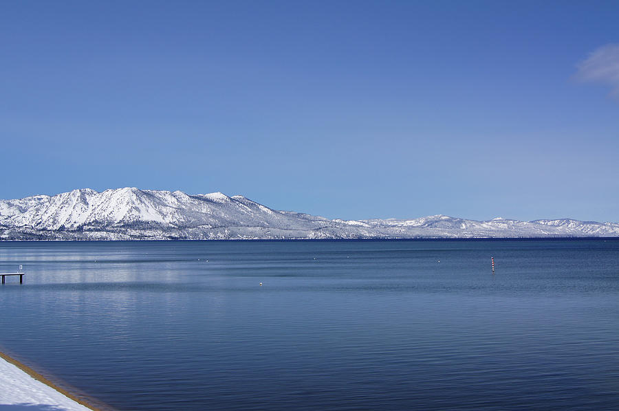 Lake Tahoe Photograph by Andre Joaquim