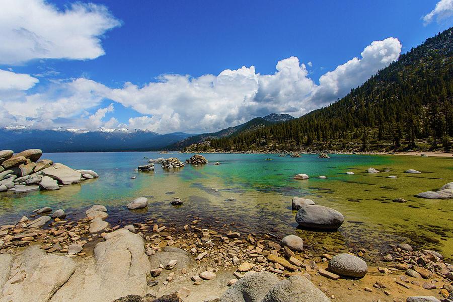 Lake Tahoe Beauty by Francine Collier