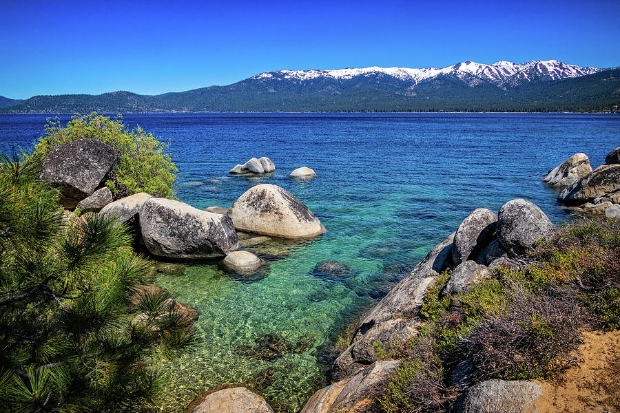 Lake Tahoe by Carolyn Derstine