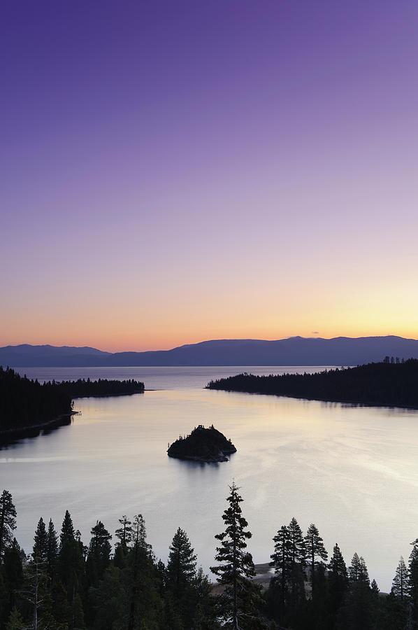 Lake Tahoe, Emerald Bay Photograph by Michele Falzone