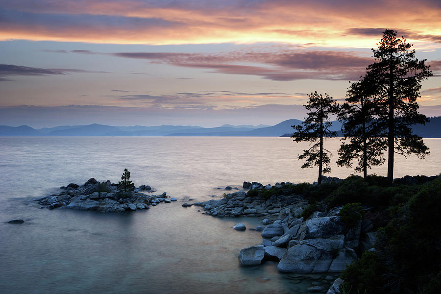 Lake Tahoe Photograph by Ericfoltz