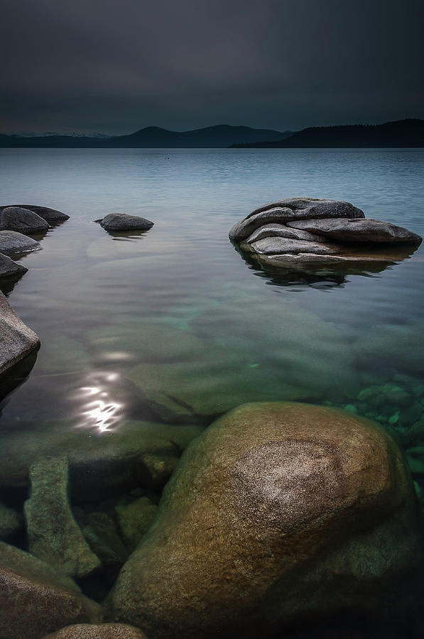 Lake Tahoe Photograph by Karsten May