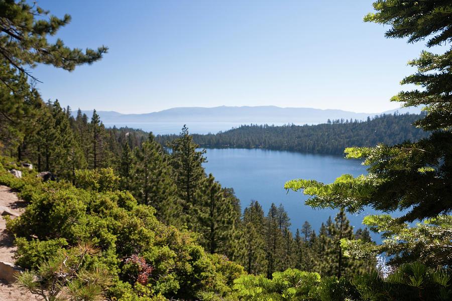 Lake Tahoe Photograph by Nailzchap
