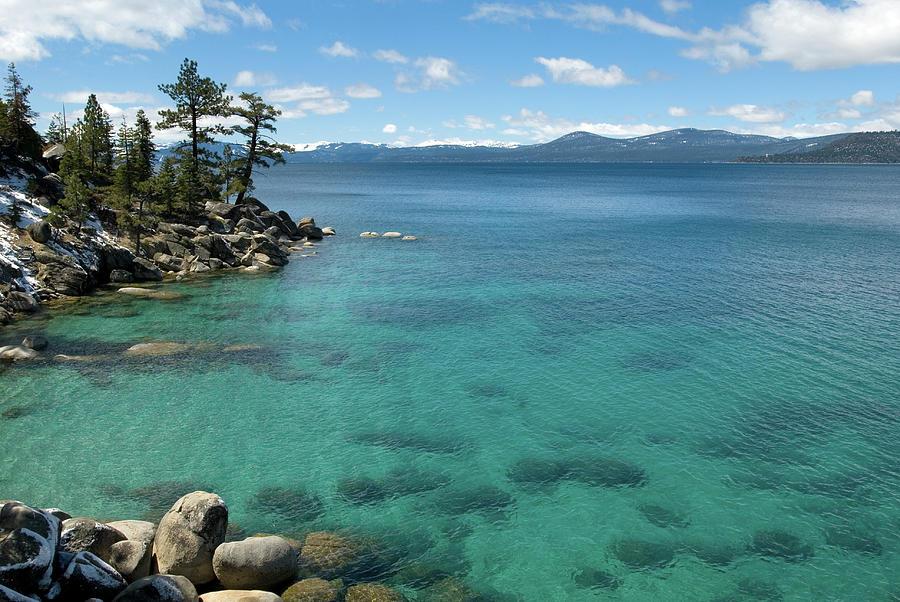 Lake Tahoe North Shoreline1 Photograph by Dsafanda