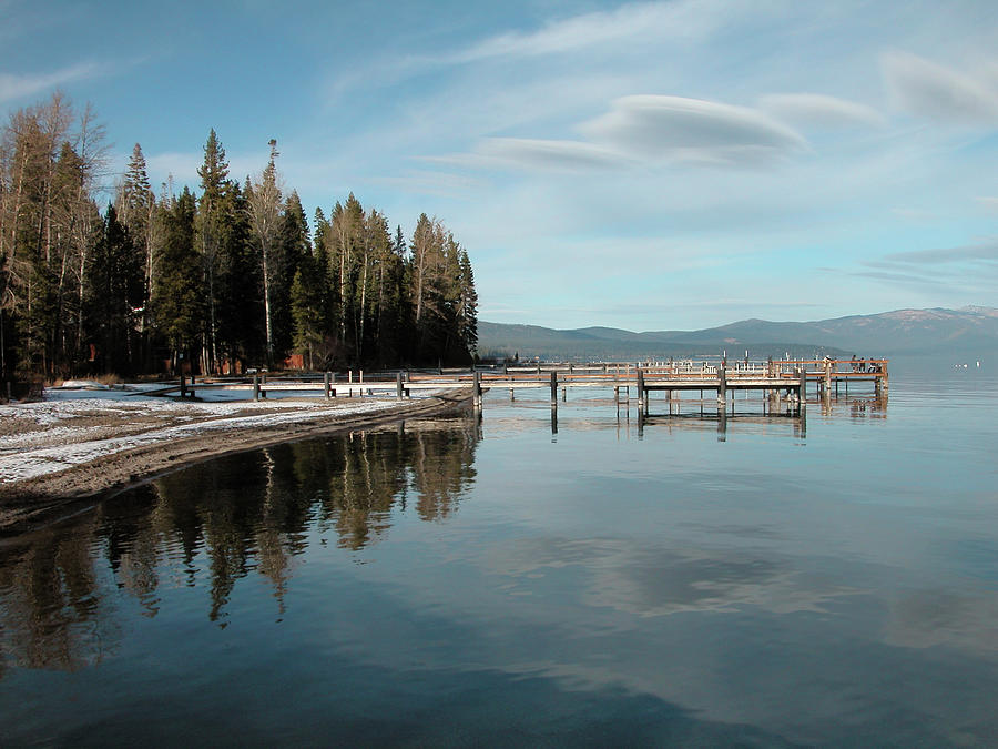 Lake Tahoe Photograph by Photo By Zahra Mandana Fard, Baraneh.com