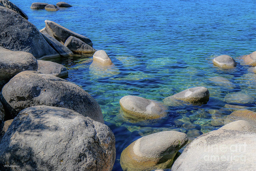 Lake Tahoe by Veronica Batterson