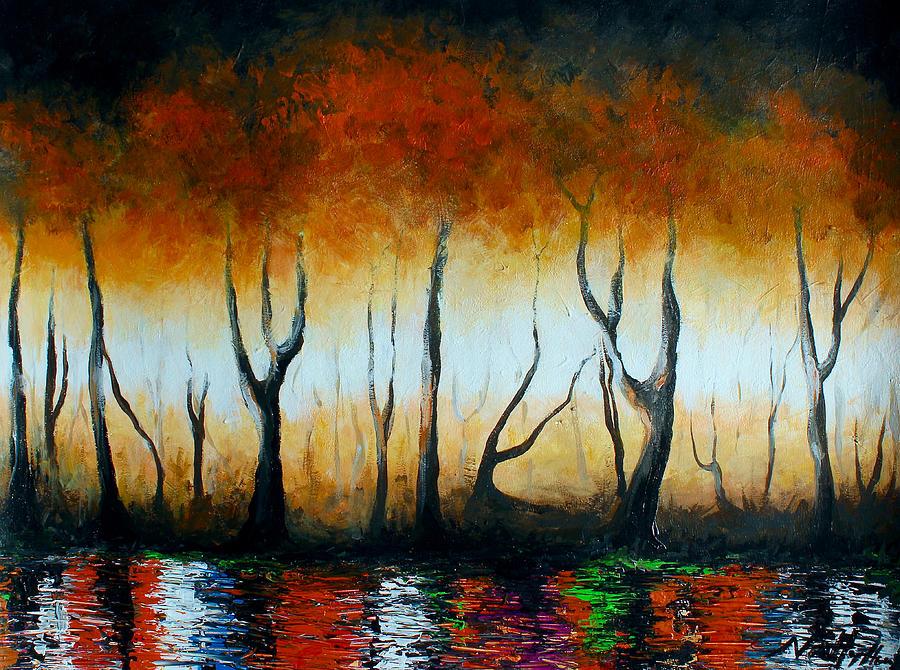 Lake Tano by Nii Hylton