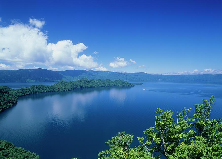 Lake Towada, Towada, Aomori, Japan Photograph by Mixa
