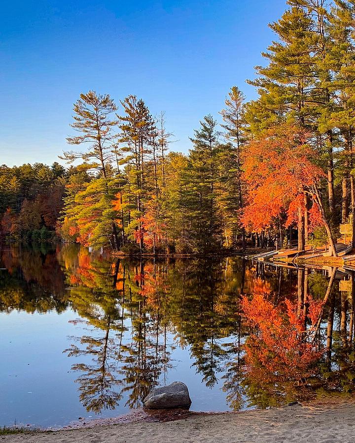 Lake Vanare by Kendall McKernon
