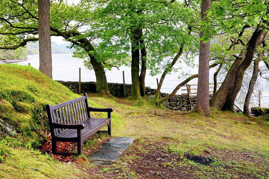 Lakeside Halt by Nicholas Blackwell