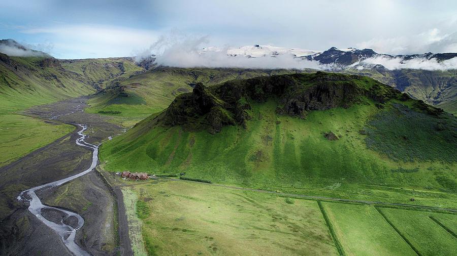 Lambafell Hotel Iceland 7011901 by Rick Veldman