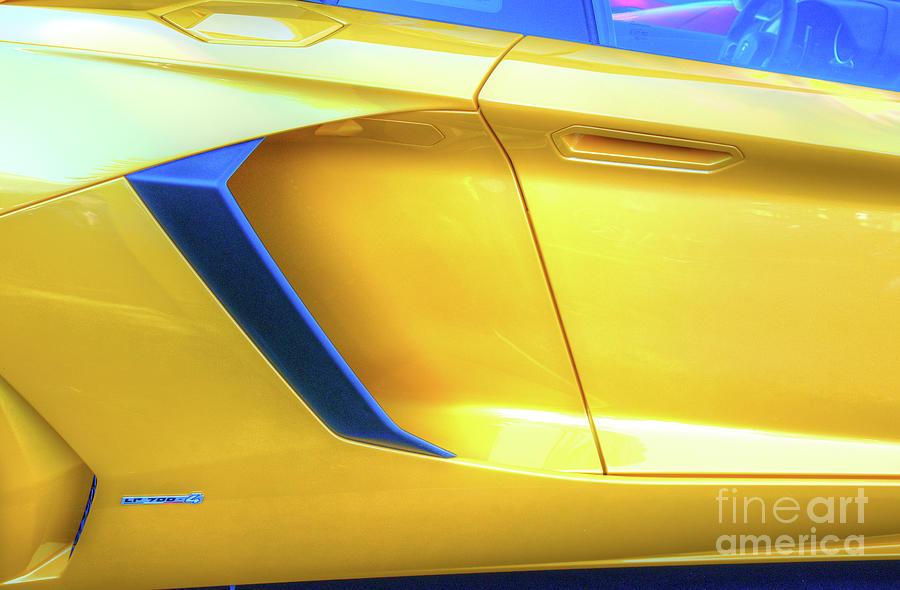 Lamborghini 1 by Mauro Celotti