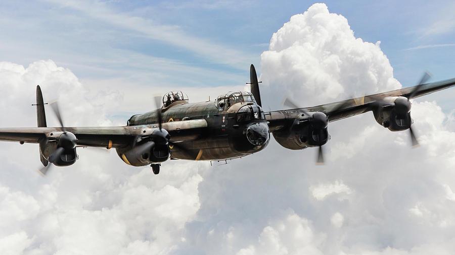 Image result for lancaster bomber