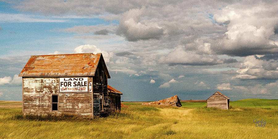Land For Sale by Claude Dalley