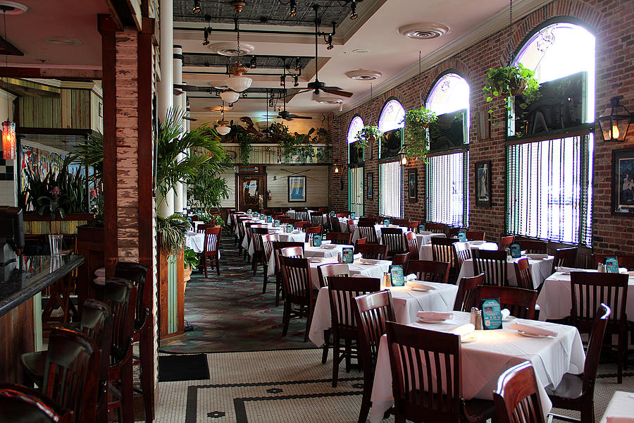 Landry's Seafood Restaurant by Debi Dalio