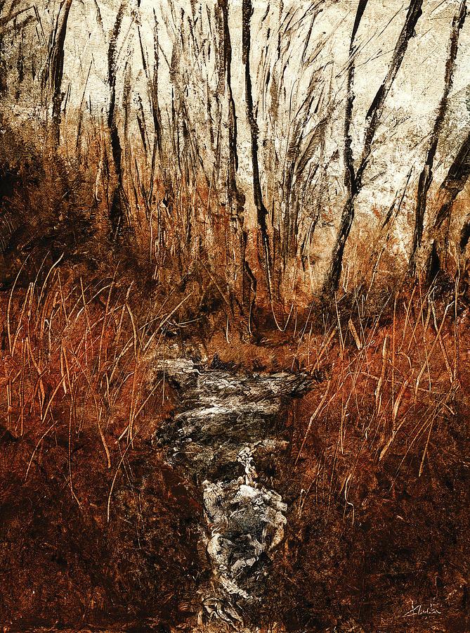 Landscape Painting - Landscape 1 by Christian Klute