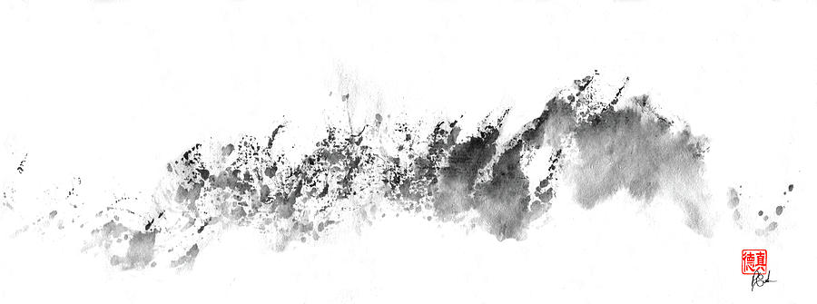 Breaking Surf by Peter Cutler
