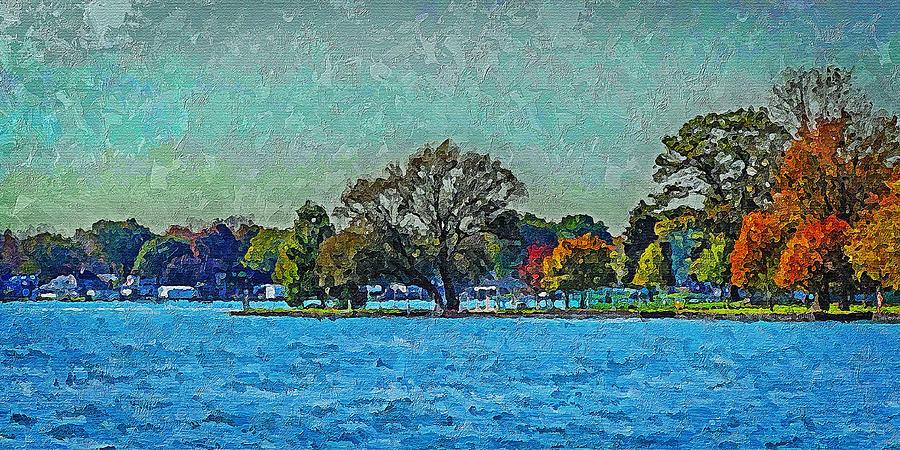 Landscape 28 by Cliff Guy