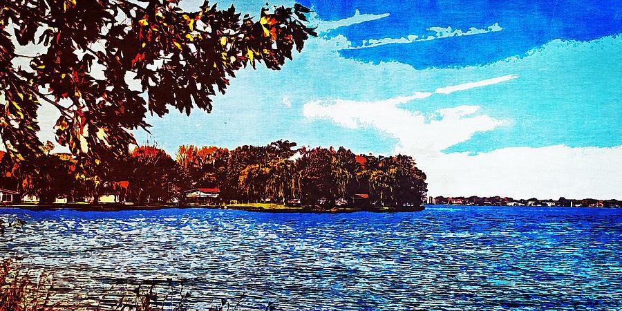 Landscape 29 by Cliff Guy