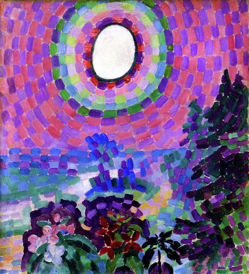 Landscape at Disc - Digital Remastered Edition by Robert Delaunay