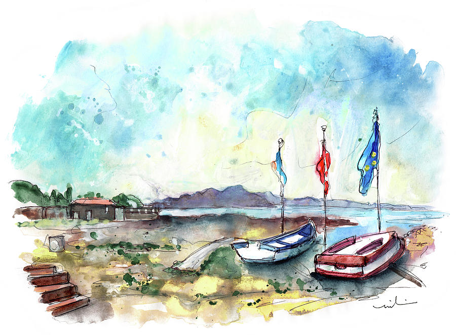 Landscape Of Galicia 01 by Miki De Goodaboom
