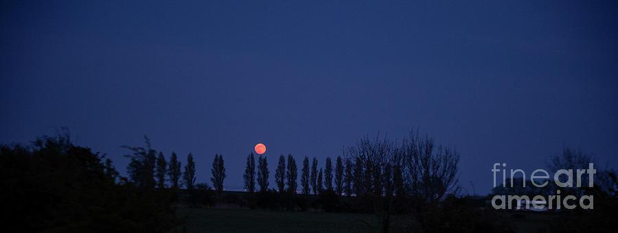 Landscape Red Moon photo 15 by Jenny Potter