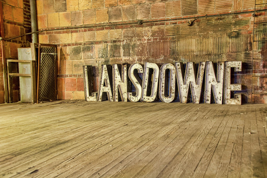 Landsdowne Pennsylvania by Kristia Adams