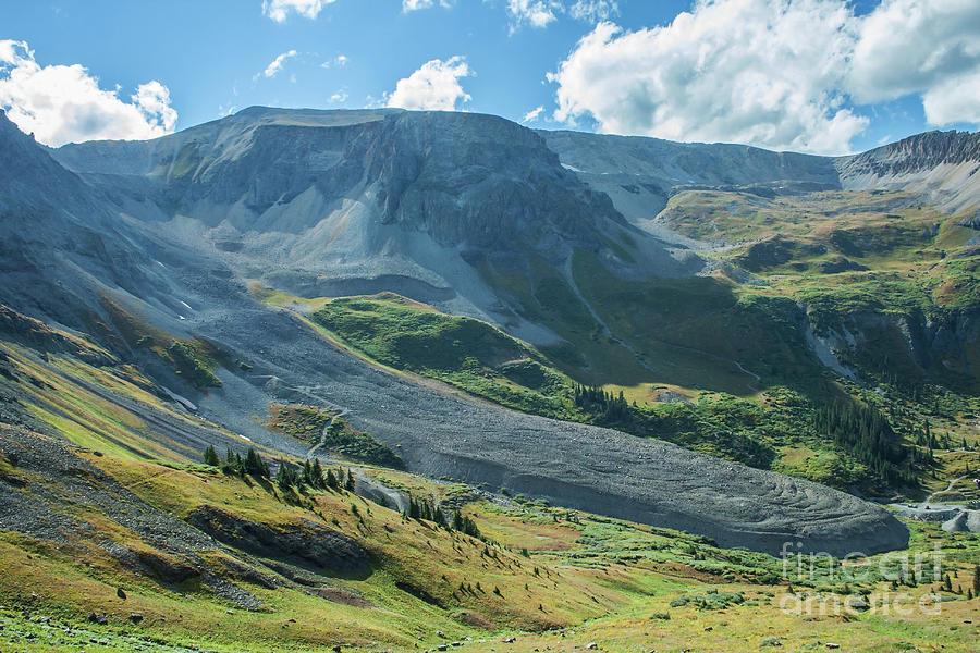 Landslide by Tony Baca