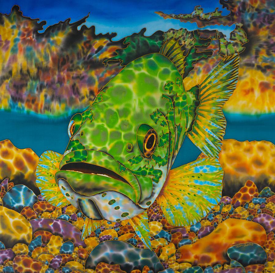 Largemouth Bass by Daniel Jean-Baptiste