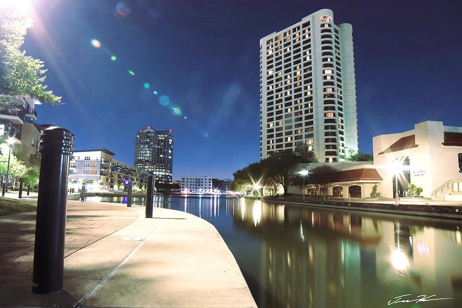 Las Colinas Canals Street View by Tim Kuret