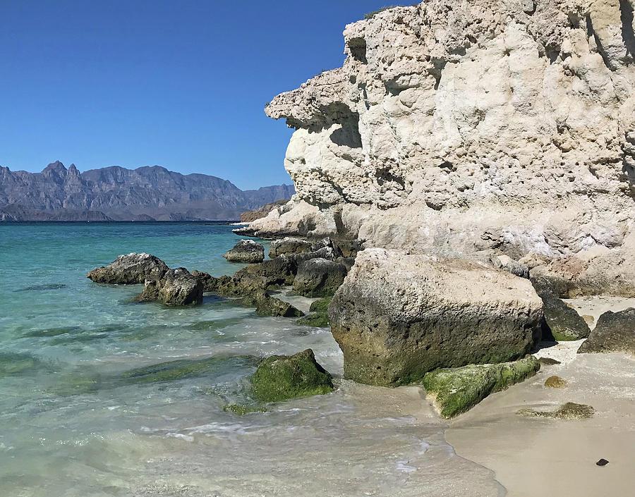 Las Islas de Loreto Baja California Sur by Elizabeth Rose