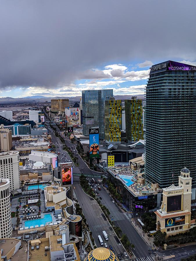 Las Vegas by Debra Forand