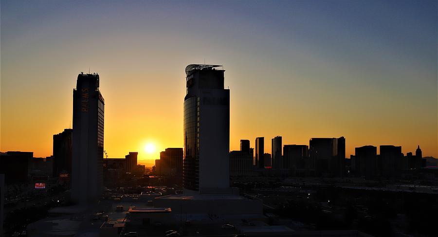 Las Vegas Sunrise by Sagittarius Viking