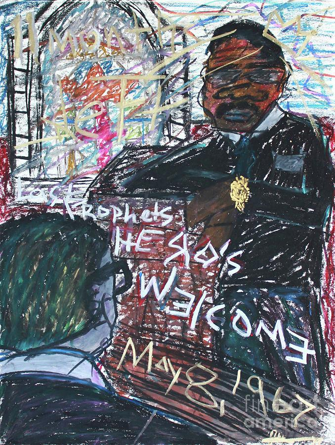 Last Prophets A Hero's Welcome by Odalo Wasikhongo