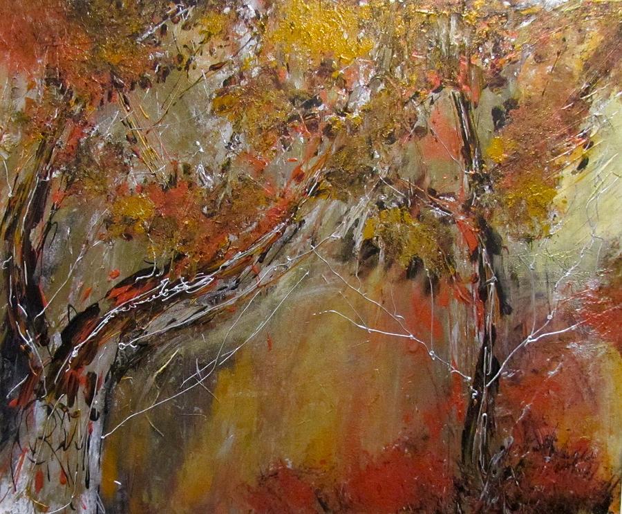 Late Fall by Barbara O'Toole