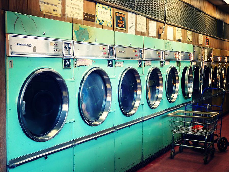 Laundromat Photograph by Vivienne Gucwa