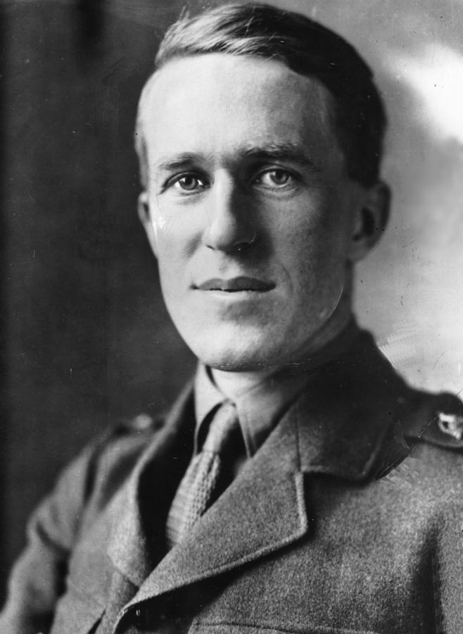 Lawrence Of Arabia Photograph by Illustrated London News