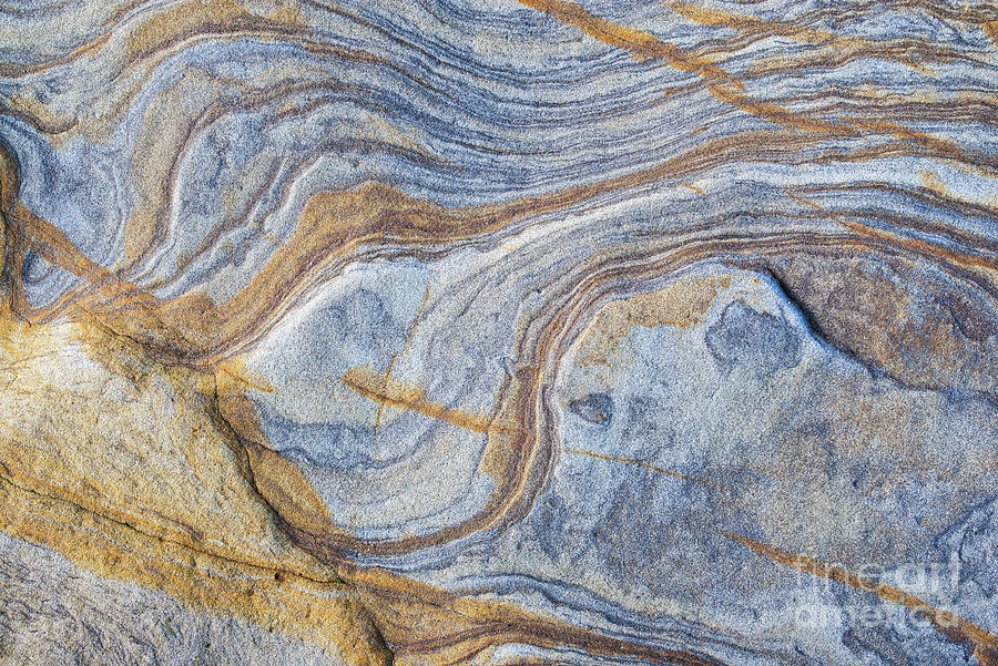 Layers of Rock by Tim Gainey
