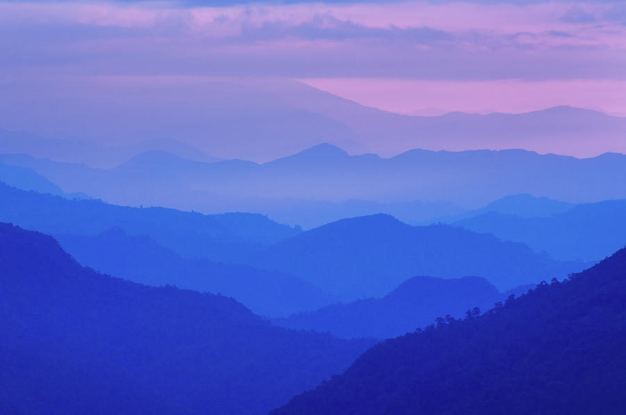 Layers Of The Himalayas Photograph by Flash Parker