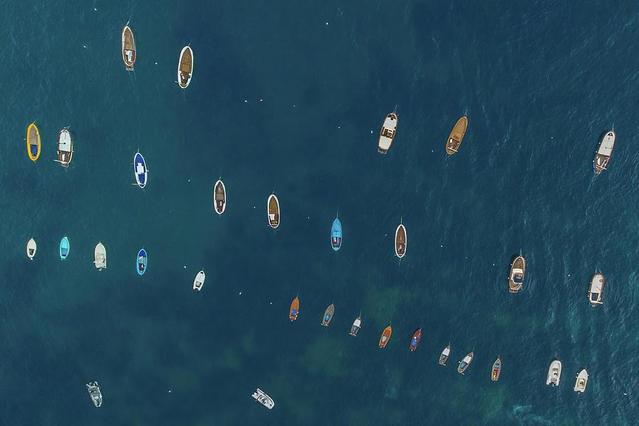 Le barche by John Lattanzio