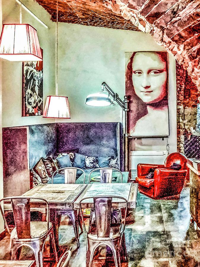 Le Fabrique Restaurant by Jim Collier