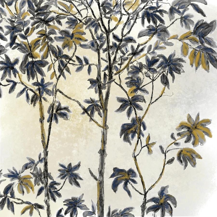 Leafy Treetop I by Ramona Murdock