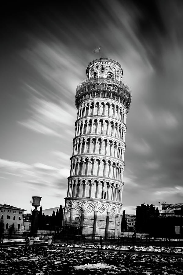 Leaning Tower Of Pisa Photograph by Hak Liang Goh