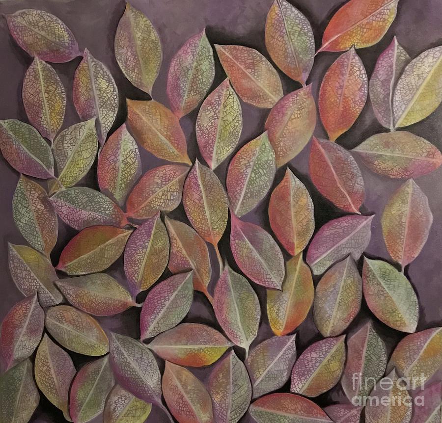 Leaves by Hila Abada