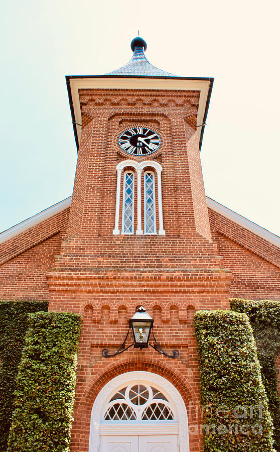 Lee Chapel by Tim Lent