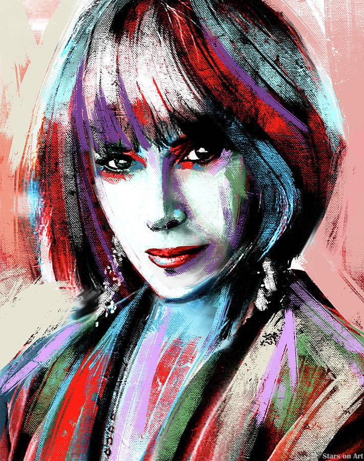 Lee Grant Painting Painting