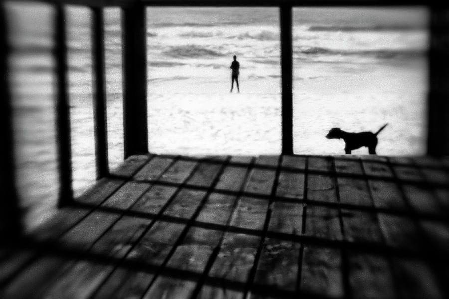 Costa Photograph - Left Behind by Paulo Abrantes